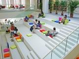 University Library Reading court