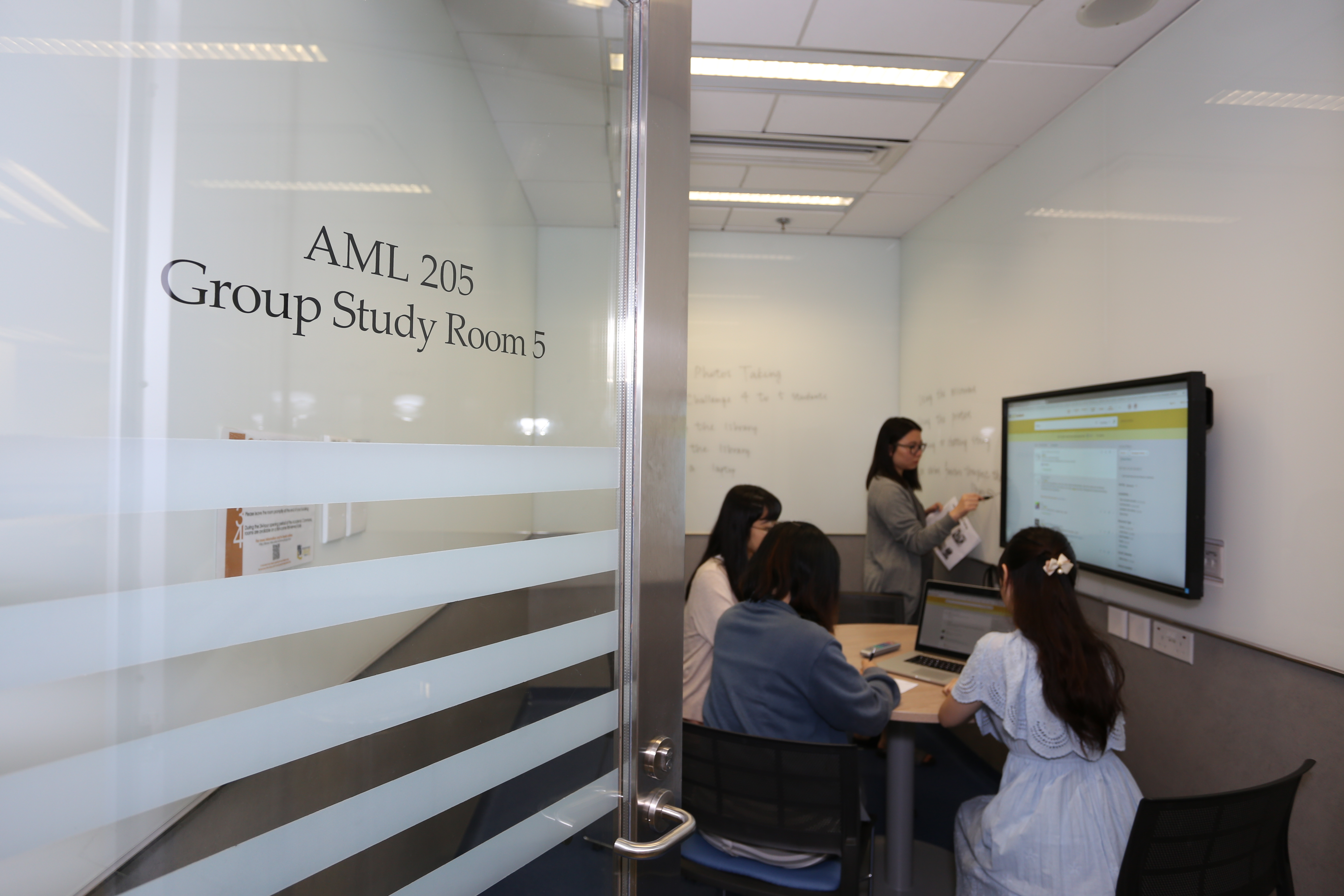 Main Library - L2 Group Study Room