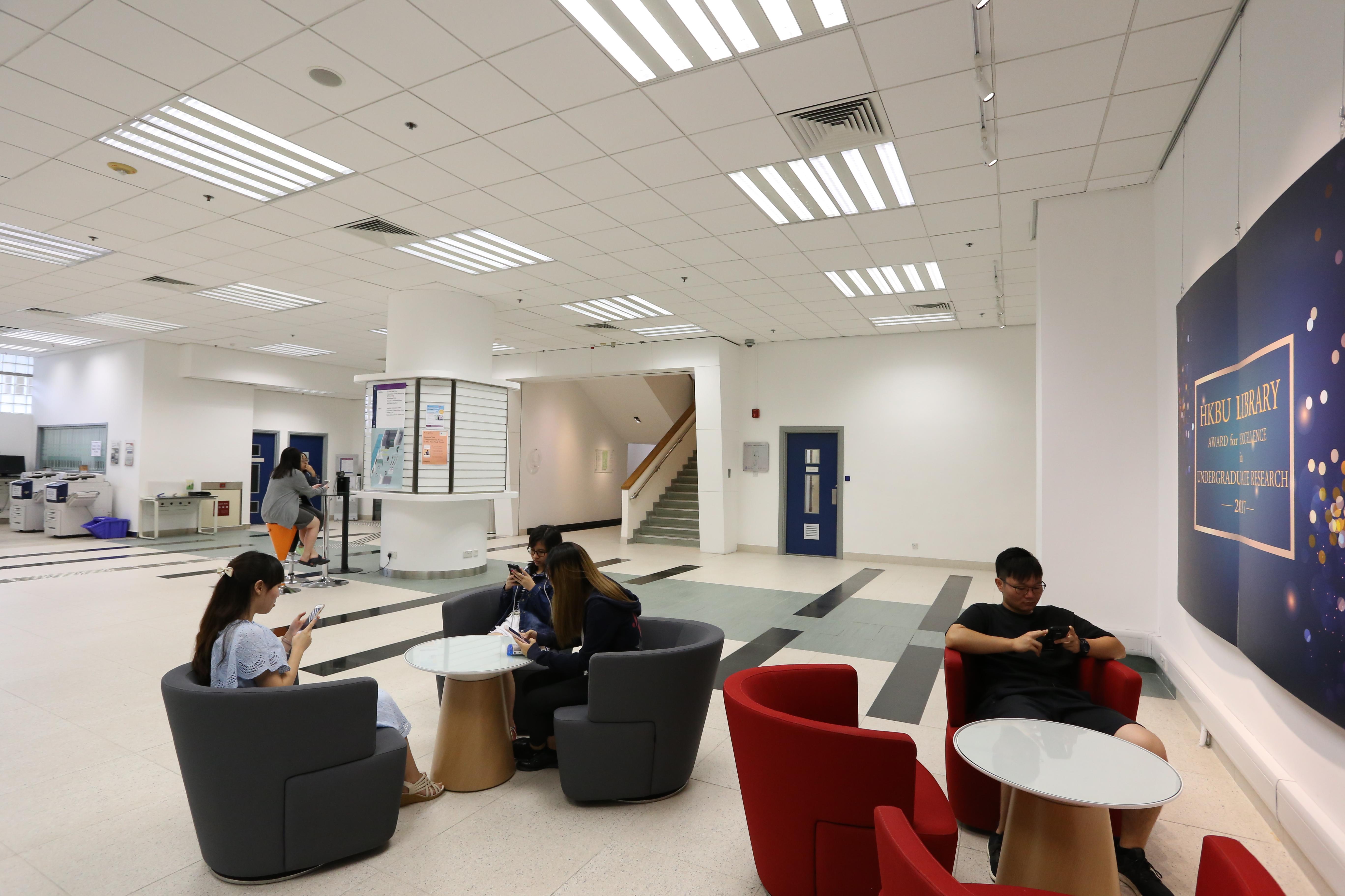 Main Library - L3 Main Lobby_2