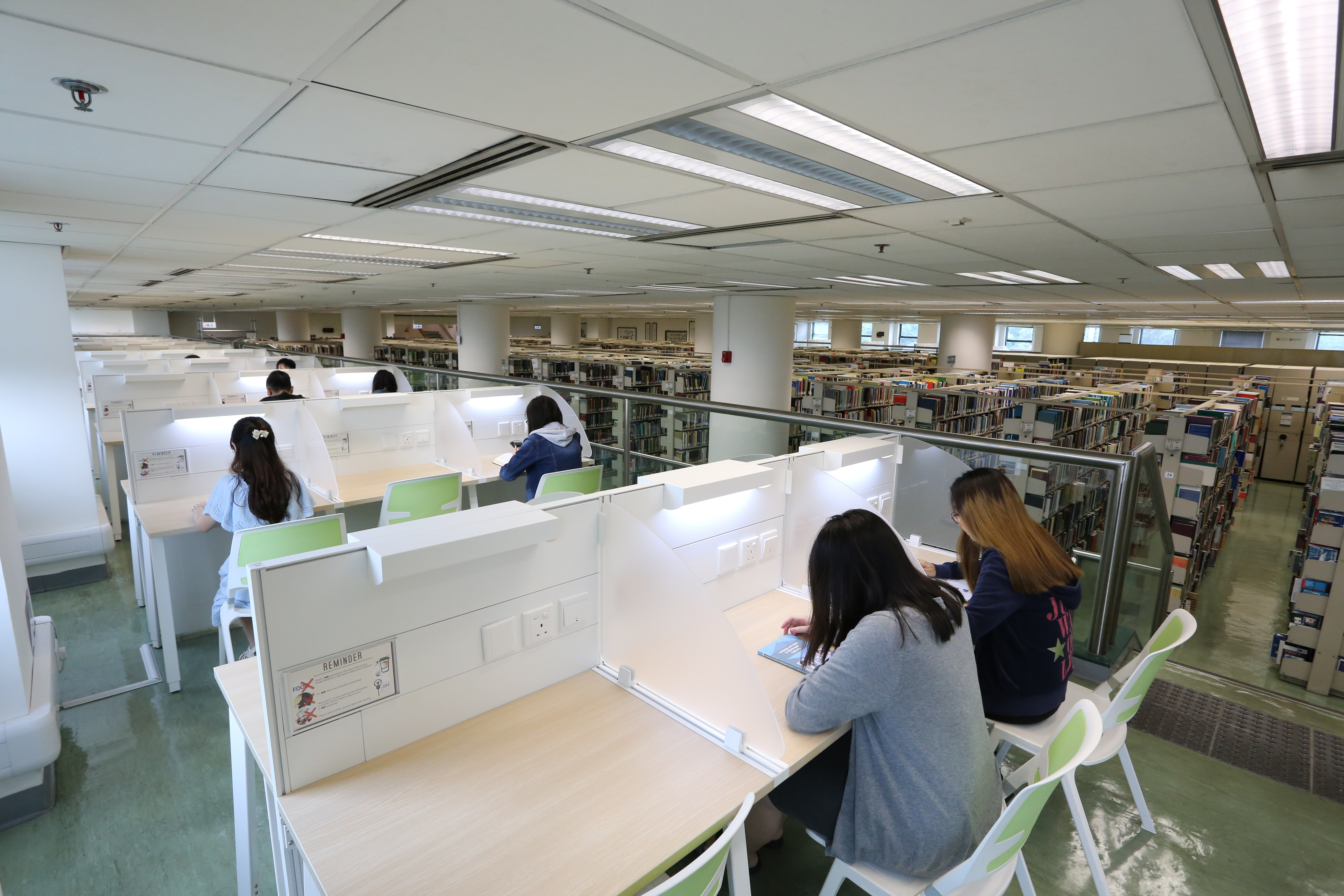Main Library - L5 Silent Study Area