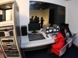 Media Production Control Room