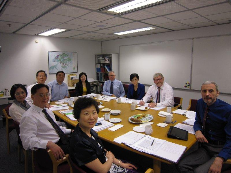 Julac Meeting June 2012