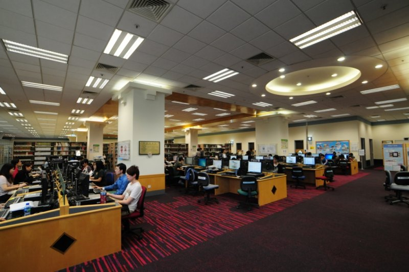 Chiang Chen Information Commons 2